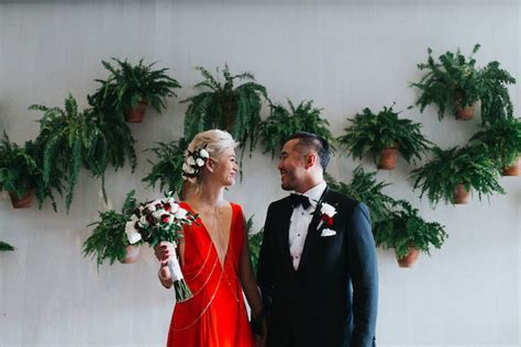 Wedding at The Modern Honolulu