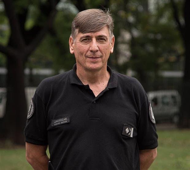 Potocar asumió en enero como jefe de la Policía de la Ciudad