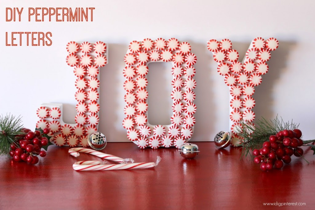 DIY Peppermint Letters1