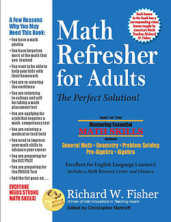 Math Refresher for Adults, A Glimpse of Normal