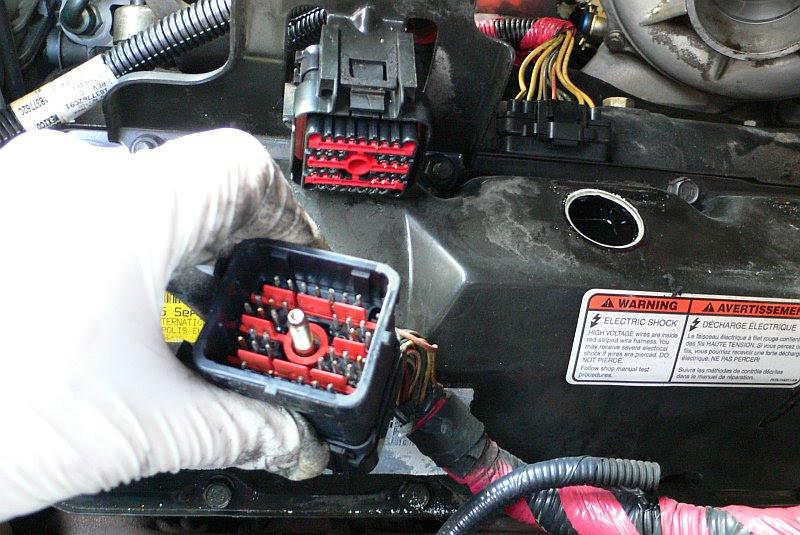 Engine Wiring Harnes 7 3 Ford F 250