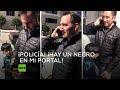 """""""¡Papá, no llames a la Policía!"""": Este niño suplica a su padre que no denuncie a un afroamericano"""