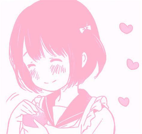 aikiiroenko pink art aesthetic anime pink aesthetic