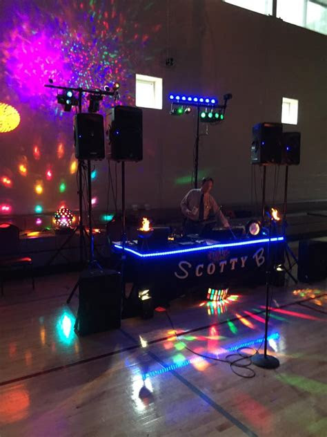 scotty  dj services