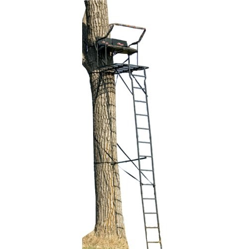 Big Game Partner Pro Ladder Stand 18 Feet Ladder Tree