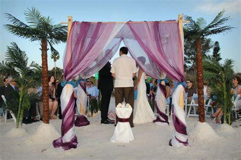 Florida beach wedding themes by Suncoast weddingsSuncoast
