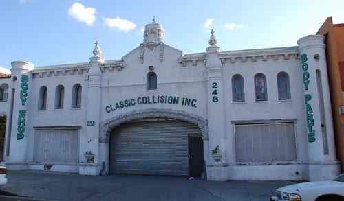 1920s Garage, Los Angeles