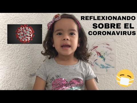 Reflexionando sobre el Coronavirus