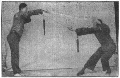 《昆吾劍譜》 李凌霄 (1935) - technique 1