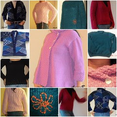 Sweaters/Cardigans/Jackets 2007