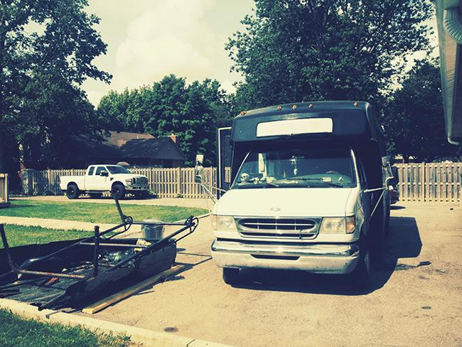 jose wastemen USA truck