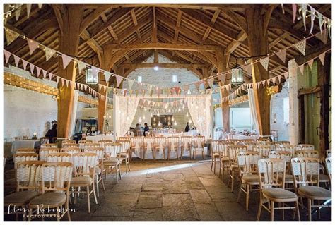 The Airedale Barn at East Riddlesden Hall, Wedding Venue