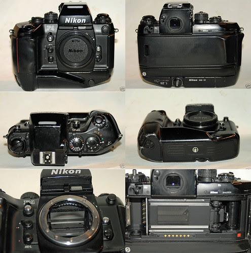 Used Nikon F4s