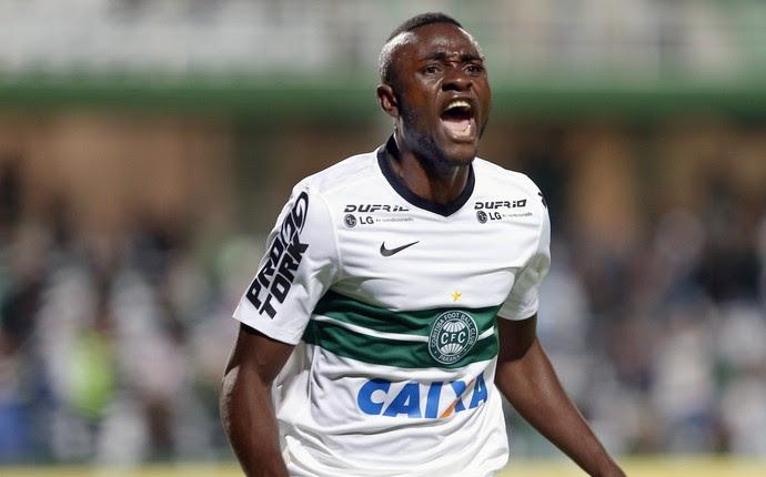 Joel Coritiba Botafogo (Foto: Divulgação/ Site oficial Coritiba)