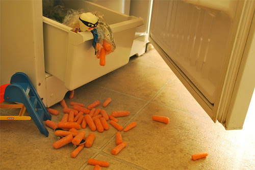 Death to all carrots!