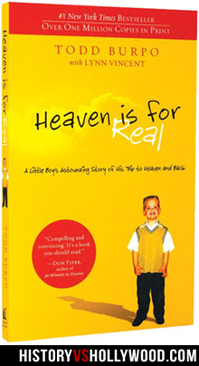 Heaven Is For Real True Story Vs Movie Real Colton Burpo Todd Burpo