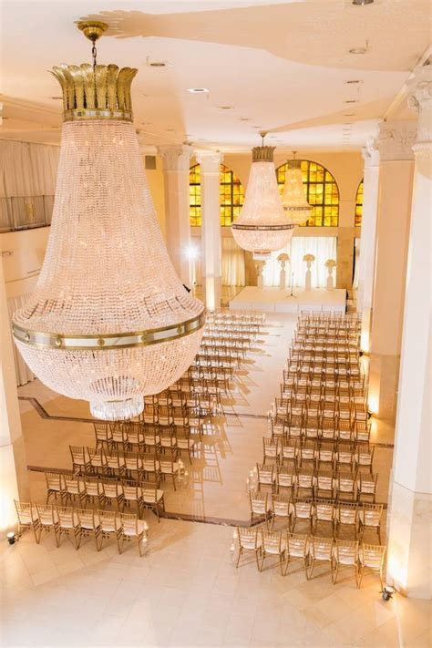 Atlanta Wedding with Glam Decor   MODwedding