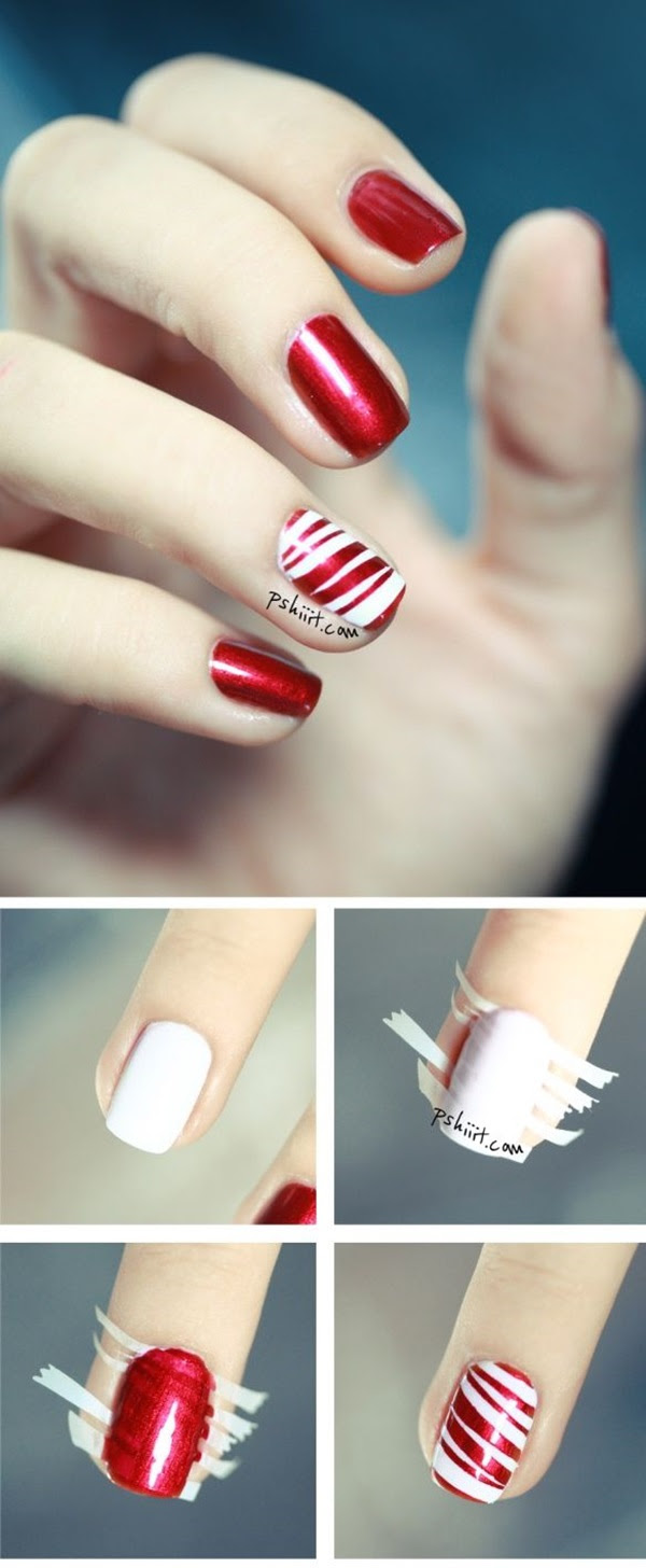 60 Diy Nail Art Designs That Are Actually Very Easy