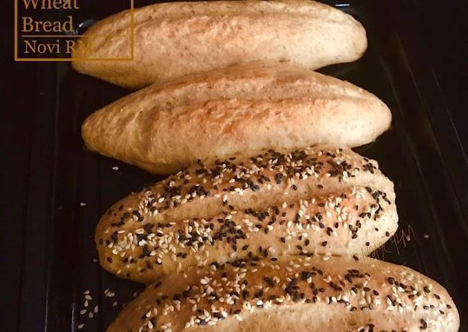 Resep Membuat Vietnamese Banh Mi Wheat Bread Cita Rasa Tinggi