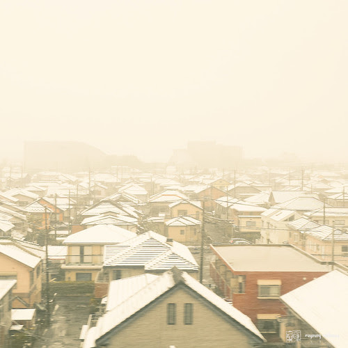 #27 聽說東京下了雪