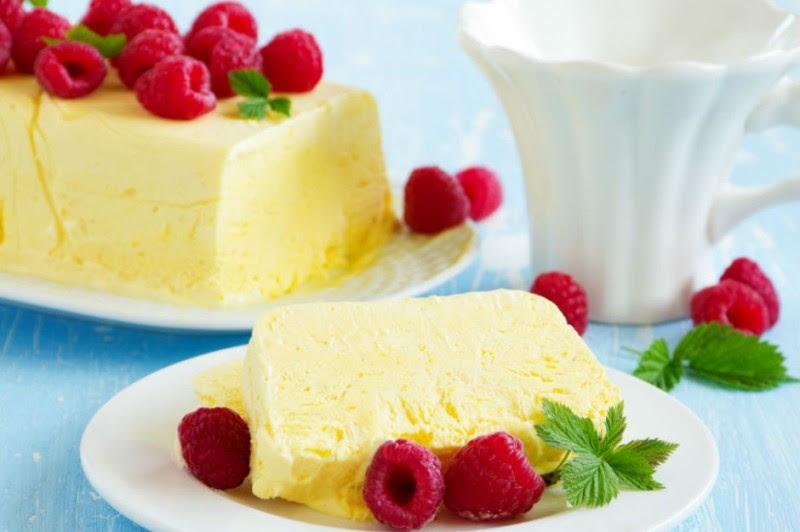 Lemon Parfait Recipe