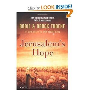 Jerusalem's Hope (The Zion Legacy, Book VI)