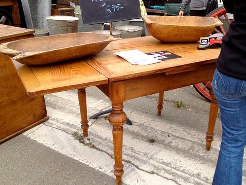 German Pine Table $295