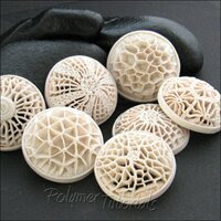 Tutorial Openwork Pendants