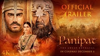 Panipat (2019) Hindi Movie | Star Cast and Crew | Official Trailer | Hindi New Movie