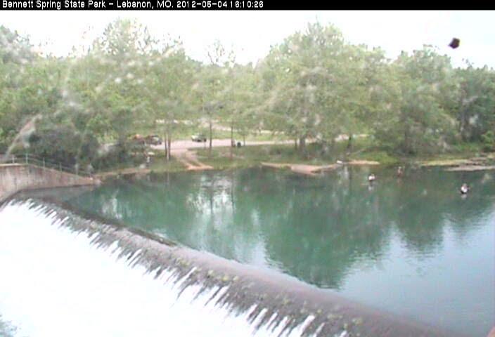 Bennett Spring Webcam