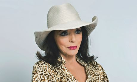 Q&A: Joan Collins