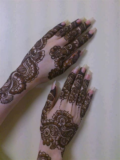 New bridal mehndi designs 2013   wedding mehndi style 2012