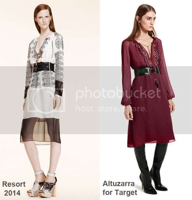 Altuzarra-for-Target-Belted-Boho-Dress