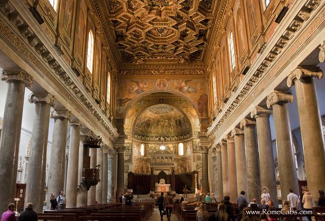 Santa Maria in Trastevere Basilica