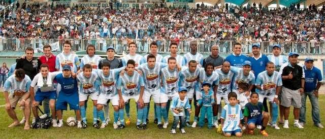 Ji-Paraná campeão