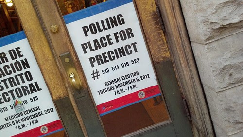 Denver Polling Place