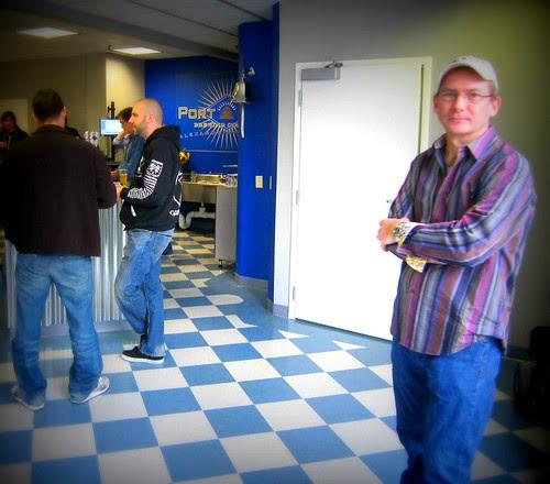 Bill Butcher of Port City Brewing