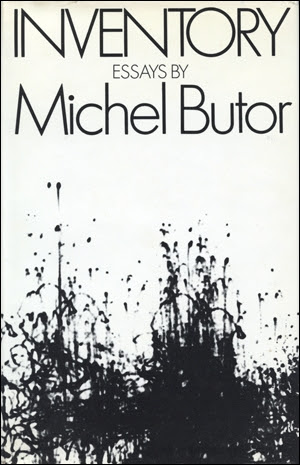 Inventory : Essays by Michel Butor