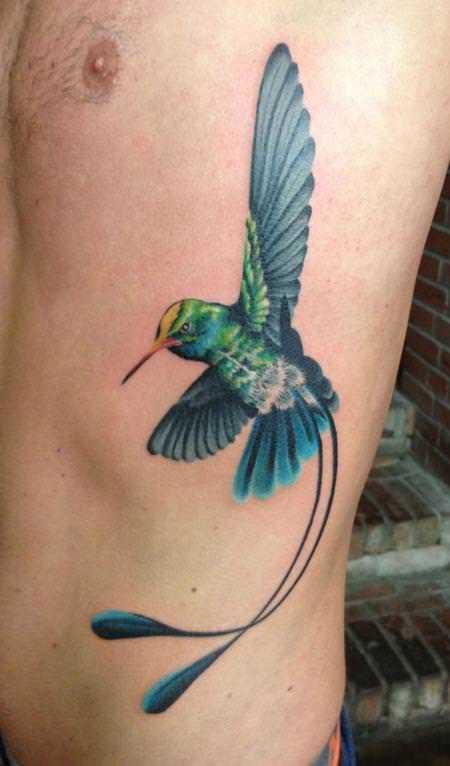 Hummingbird Tattoos are Fast Fliers on Skin « Tattoo ...