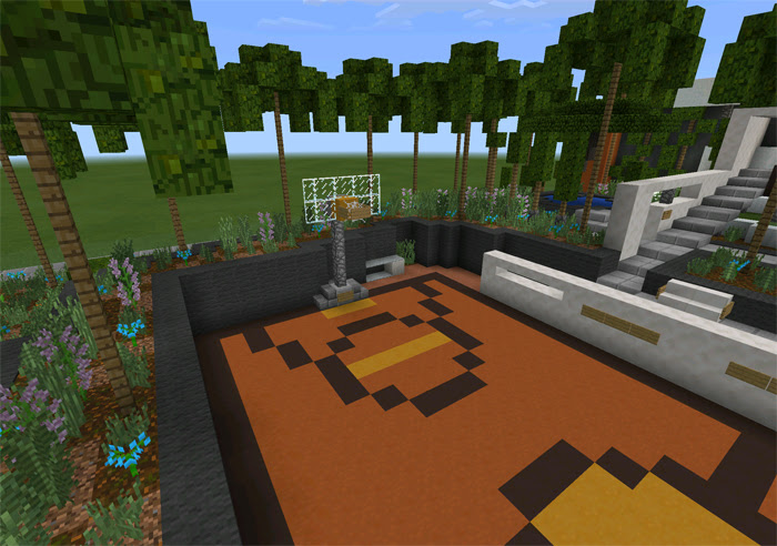Inspirasi Populer Model Rumah Modern Minecraft