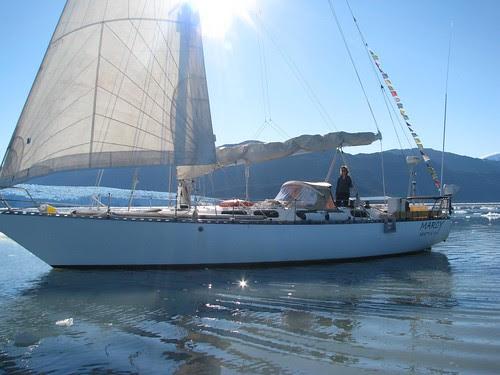 sailing Pio XI