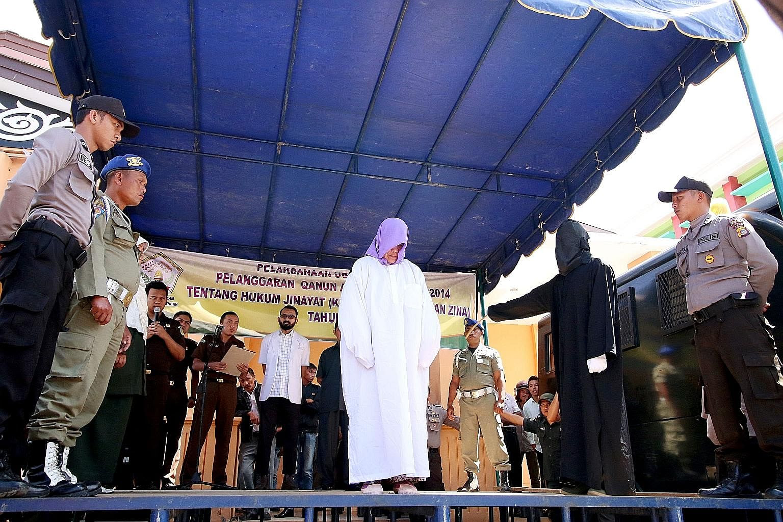 Woman 60 Caned For Selling Alcohol In Aceh SE Asia News Top