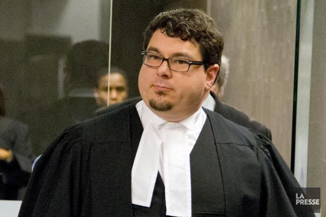 Maxime Chevalier, 38 ans, fait l'objet d'un mandat... (Photothèque La Presse, Alain Roberge)