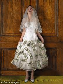tricks money grabbing brides    bleed guests
