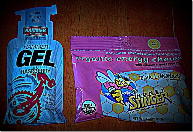Marathon Training - I've eaten way more of this stuff lately than I care to!