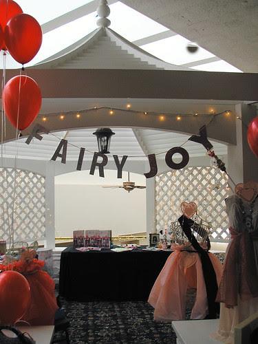 Fairy Joy Set up: Art is You!