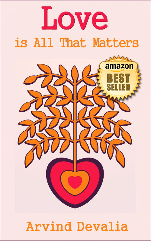 Love_book cover with Amazon best-seller seal