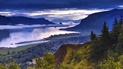 Columbia River Gorge by The Flannel Photographer (flannelphotographer.com