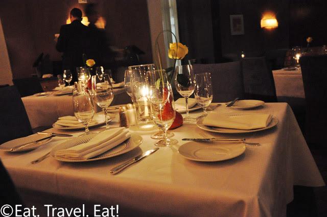 Tables Night