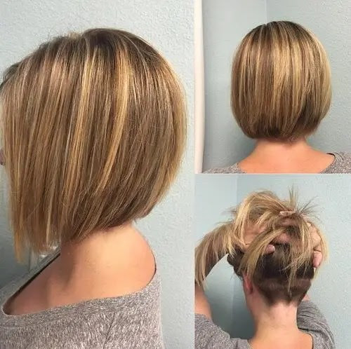 50 Best Bob Hairstyles For 2017 Cute Medium Bob Haircuts For Women